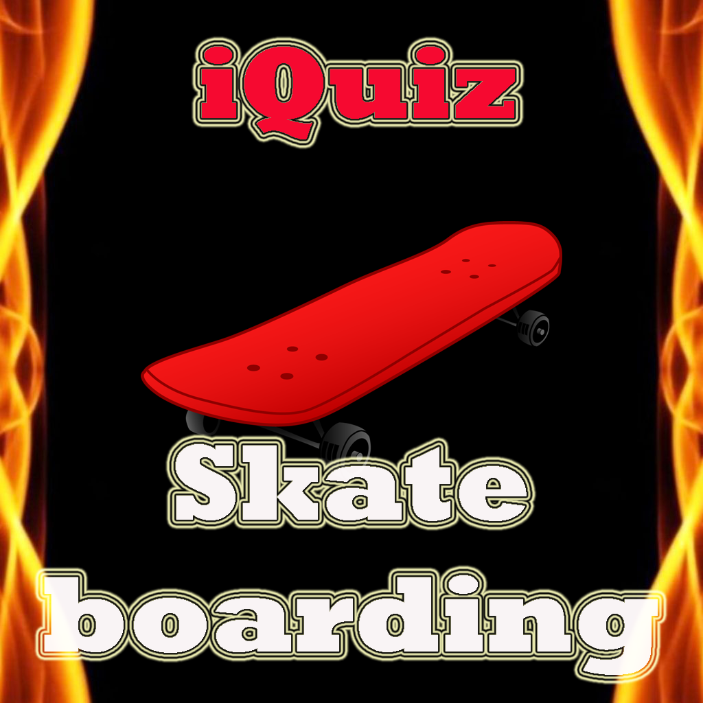 iQuiz for Skateboarding ( Sports Event Player Team and Basic Trivia )